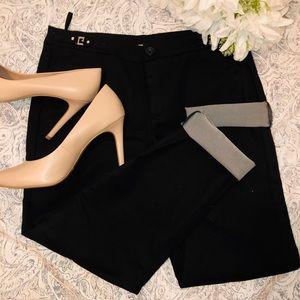 Paper doll dress pants